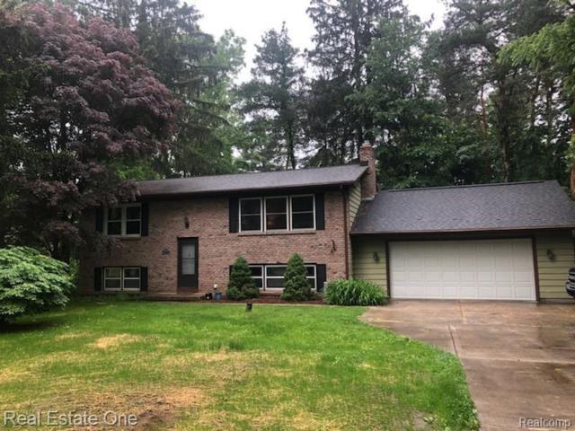 12176 Pine Ridge Drive, Perry Twp, MI 48872 (#219055529) :: The Buckley Jolley Real Estate Team