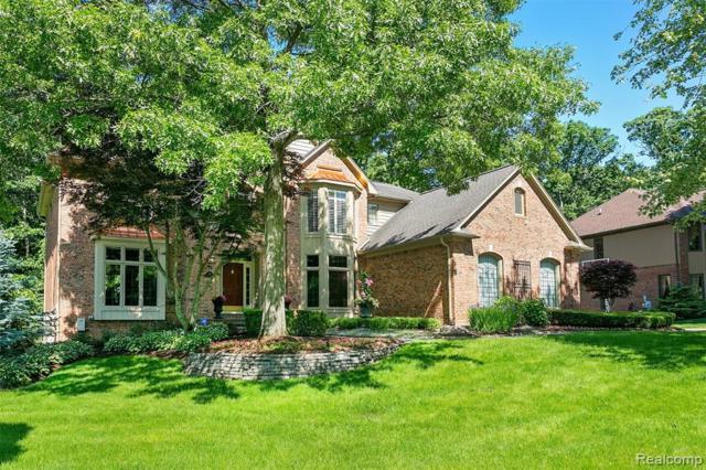 1611 Wakefield Court, Rochester Hills, MI 48306 (#219055578) :: The Alex Nugent Team | Real Estate One