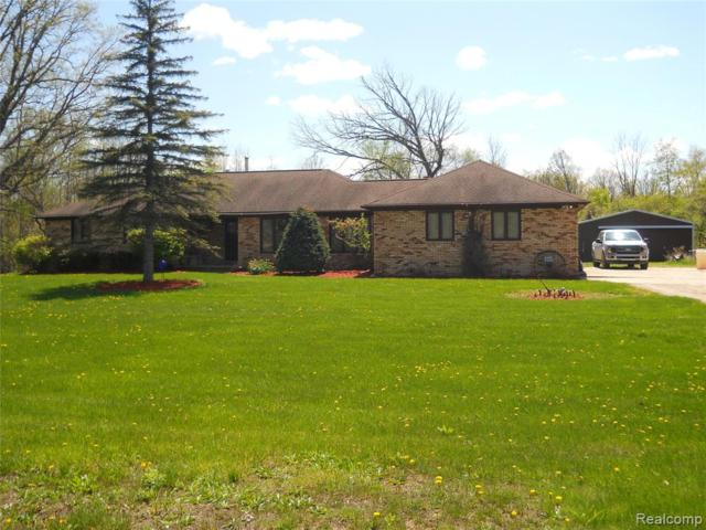 5929 Layton Road, Howell Twp, MI 48836 (#219055622) :: The Alex Nugent Team | Real Estate One