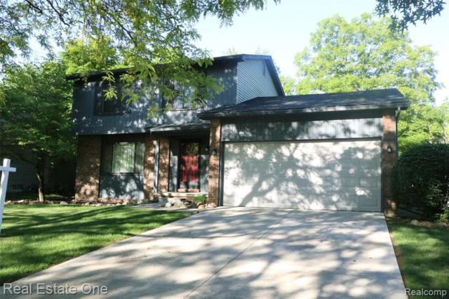 5914 Huntington Drive, Ypsilanti Twp, MI 48197 (MLS #219055680) :: The John Wentworth Group
