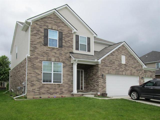 47616 Hidden Meadows Drive, Macomb, MI 48044 (#543266174) :: Team Sanford