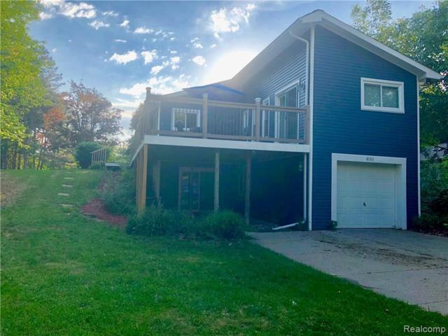 850 Hemingway Road, Orion Twp, MI 48362 (#219055715) :: The Alex Nugent Team | Real Estate One