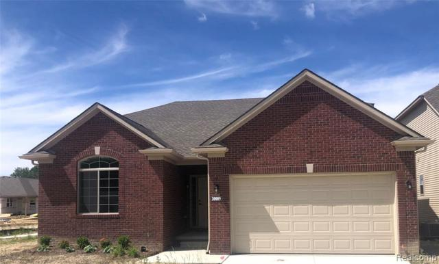 30009 Danvers Drive, Chesterfield Twp, MI 48051 (#219055833) :: The Alex Nugent Team   Real Estate One