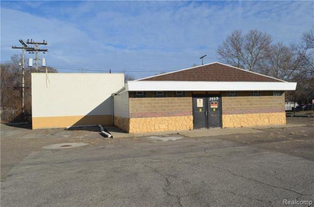 2039 E 7 MILE Road, Detroit, MI 48234 (#219055908) :: Team Sanford