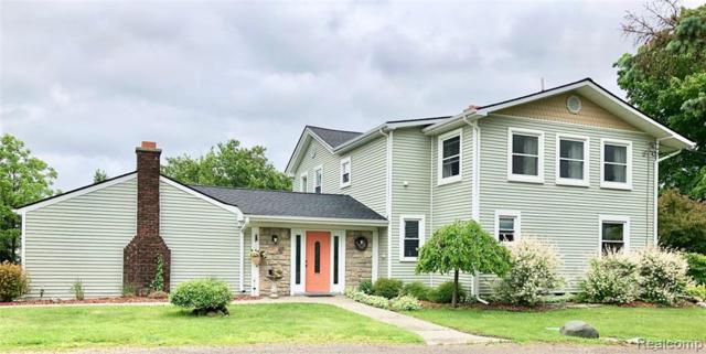 12079 Hill Road N, Atlas Twp, MI 48438 (#219055957) :: Team Sanford