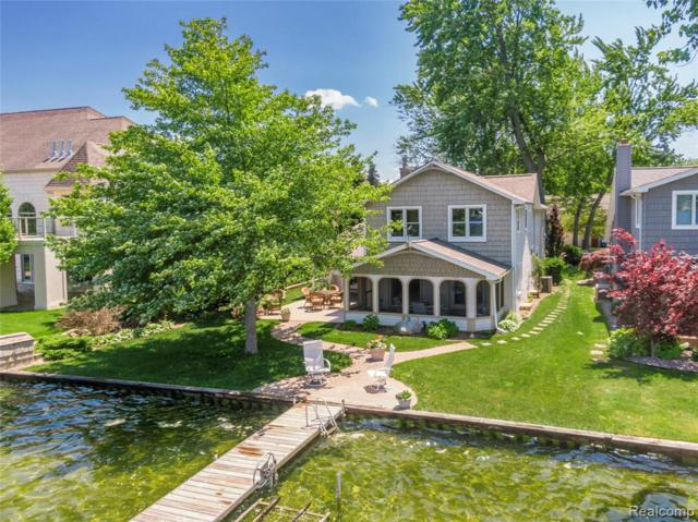 13240 Enid Boulevard, Fenton Twp, MI 48430 (MLS #219055994) :: The John Wentworth Group