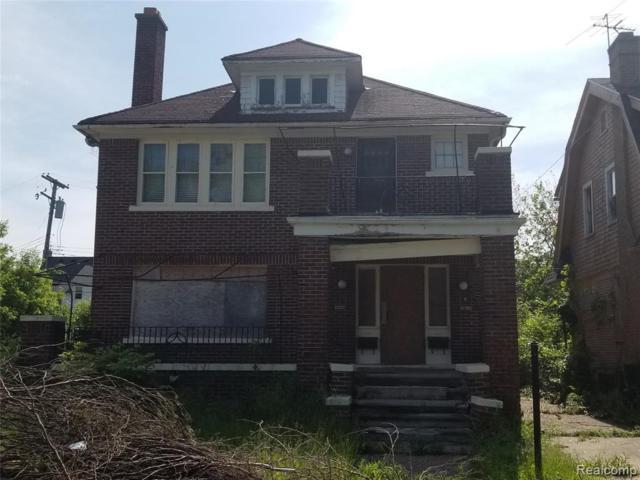 3453 Devonshire Road, Detroit, MI 48224 (#219056058) :: GK Real Estate Team