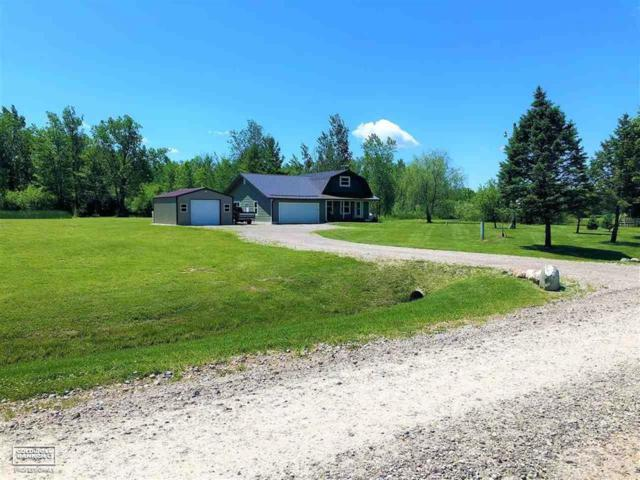13315 Fisher Rd, Brockway Twp, MI 48454 (#58031383330) :: The Alex Nugent Team | Real Estate One