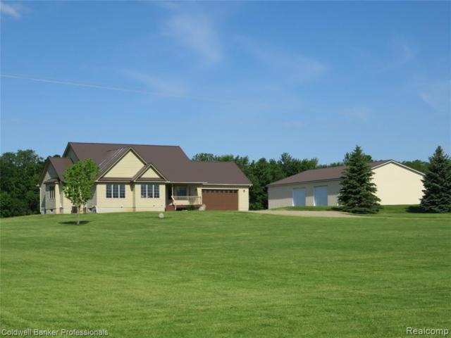 6037 S Morrice Road S, Locke Twp, MI 48872 (#219056082) :: The Buckley Jolley Real Estate Team