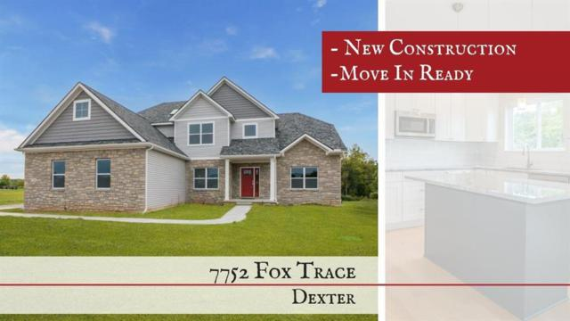7752 Fox Trace, Webster Twp, MI 48130 (#543266227) :: The Buckley Jolley Real Estate Team