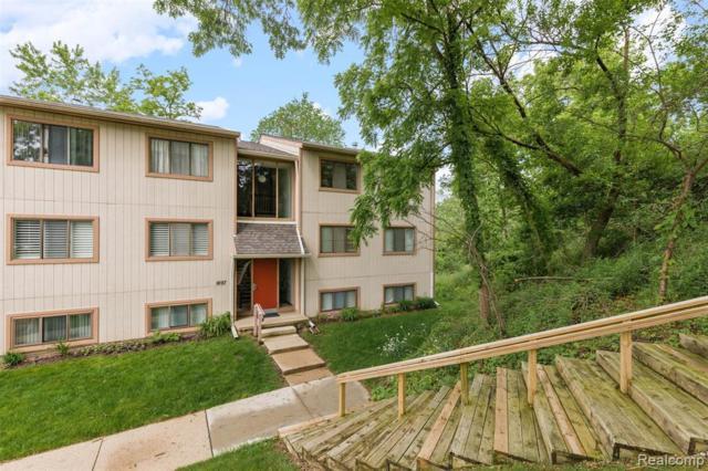 1697 Riverside Drive #18, Rochester Hills, MI 48309 (#219056139) :: RE/MAX Classic