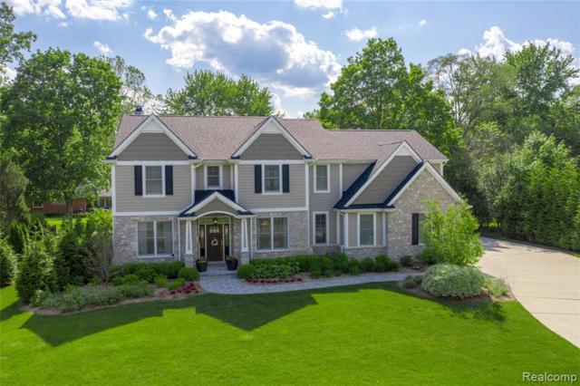 342 Roanoke Drive, Bloomfield Twp, MI 48301 (#219056256) :: The Buckley Jolley Real Estate Team