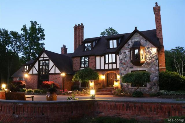 10200 Bridge Lake Road, Springfield Twp, MI 48348 (#219056261) :: The Alex Nugent Team | Real Estate One