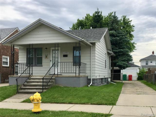 23783 Rein Avenue, Eastpointe, MI 48021 (#219056264) :: GK Real Estate Team