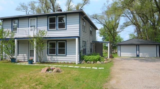 2396 S Long Lake Road, Fenton, MI 48430 (#219056266) :: The Alex Nugent Team   Real Estate One
