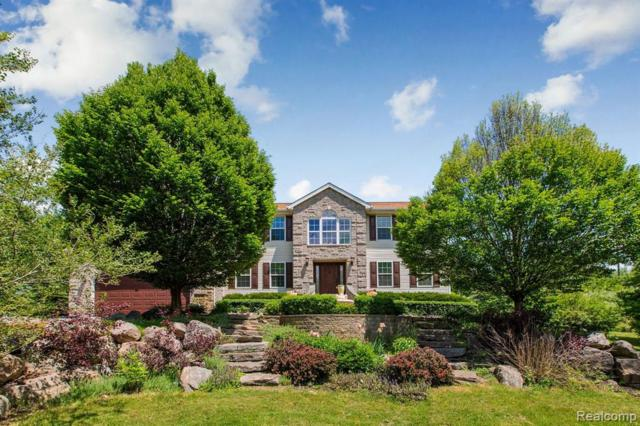 182 Emilee Lane, Highland Twp, MI 48357 (#219056331) :: The Alex Nugent Team | Real Estate One