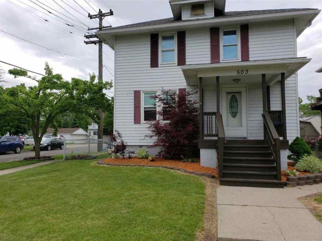 503 Arbor Ave., Monroe, MI 48162 (#57031383416) :: The Mulvihill Group