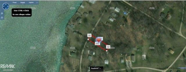 0 Russell Dr - Lot 279, Clay Twp, MI 48001 (#58031383417) :: GK Real Estate Team
