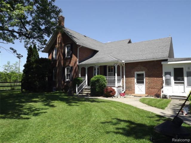 53710 North Avenue, Macomb Twp, MI 48042 (#219056384) :: Team Sanford