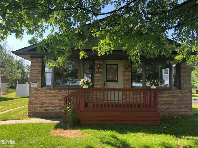 2720 South Channel, Clay Twp, MI 48028 (#58031383431) :: GK Real Estate Team