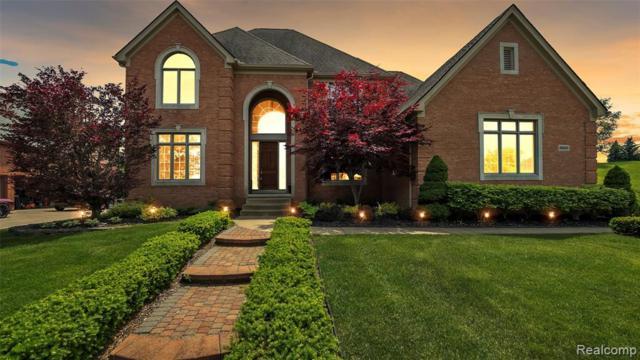 49200 Parkshore Court, Northville Twp, MI 48168 (#219056410) :: The Buckley Jolley Real Estate Team
