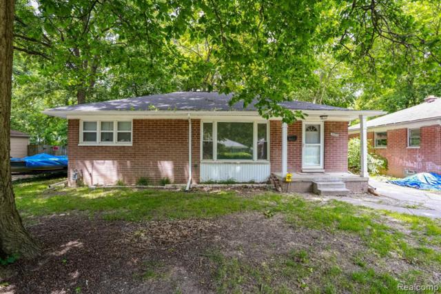 28466 Hazelwood Street, Inkster, MI 48141 (MLS #219056442) :: The Toth Team