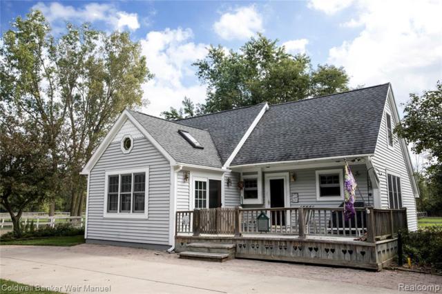 4420 Ellis Road, Cohoctah Twp, MI 48836 (#219056487) :: RE/MAX Classic