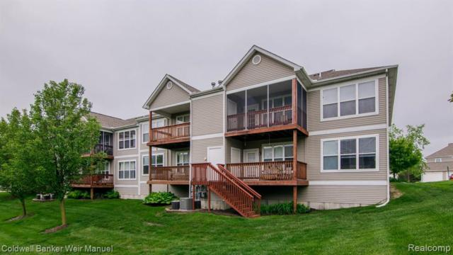1485 Fox Pointe Circle, Pittsfield Twp, MI 48108 (#219056564) :: The Buckley Jolley Real Estate Team