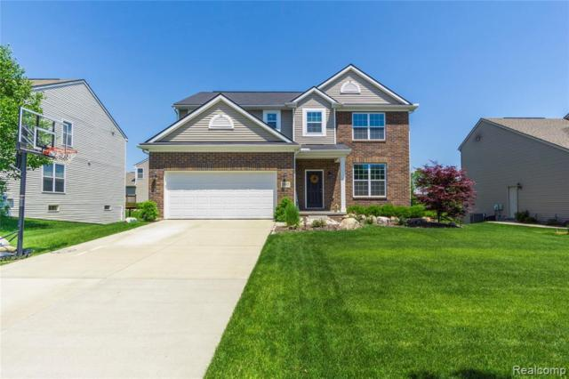 3897 Silver Charm Lane, Oceola Twp, MI 48843 (MLS #219056590) :: The John Wentworth Group