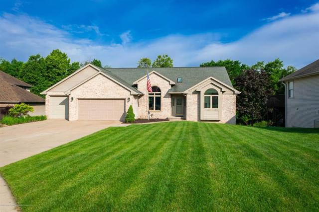 1417 Lindy Drive, Delta Twp, MI 48917 (#630000237585) :: The Mulvihill Group