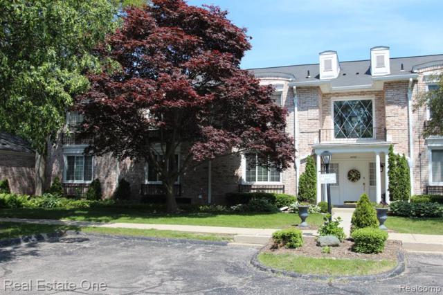 40740 Woodward Avenue #33, Bloomfield Hills, MI 48304 (#219056736) :: Keller Williams West Bloomfield