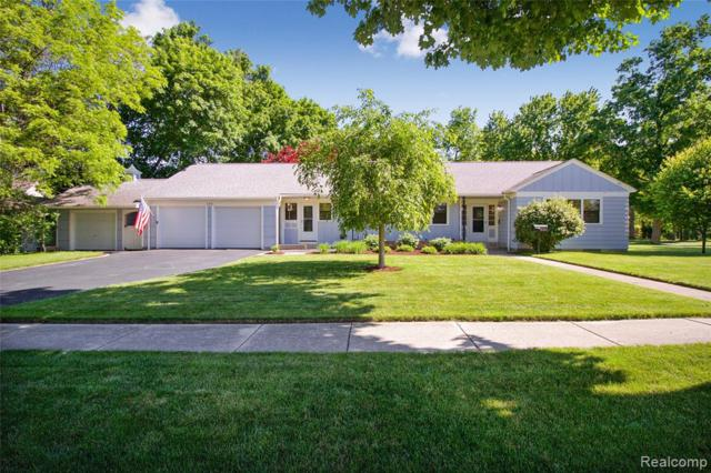 320 Madison Street, Howell, MI 48843 (#219056756) :: The Buckley Jolley Real Estate Team