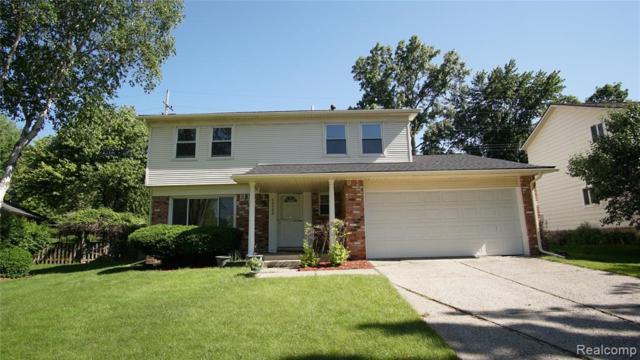 42560 Cherry Hill Road, Novi, MI 48375 (#219056843) :: The Buckley Jolley Real Estate Team