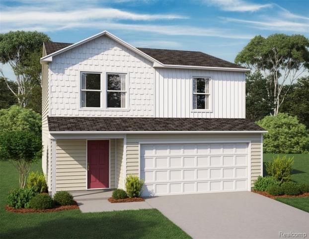 384 Saddlebrook Drive, Linden, MI 48451 (#219056935) :: GK Real Estate Team