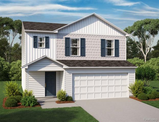 744 Haystack Drive, Linden, MI 48451 (#219056937) :: GK Real Estate Team