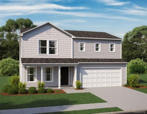 374 Saddlebrook Drive, Linden, MI 48451 (#219056955) :: GK Real Estate Team