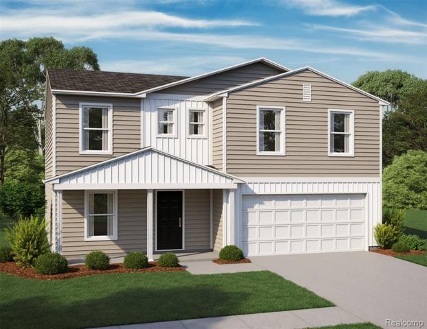754 Saddlebrook Drive, Linden, MI 48451 (#219056972) :: GK Real Estate Team