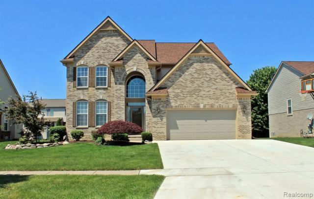 9142 E Walden Drive, Van Buren Twp, MI 48111 (#219056997) :: The Alex Nugent Team | Real Estate One