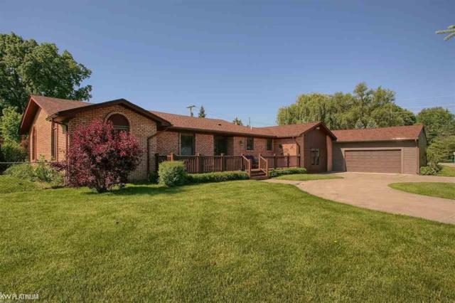 46670 North Ave, Macomb Twp, MI 48042 (#58031383583) :: The Alex Nugent Team | Real Estate One