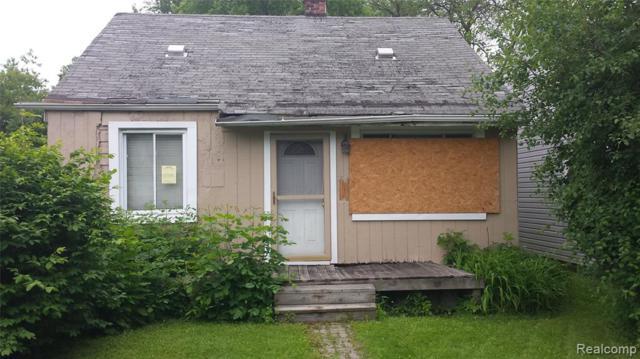 351 E Milton Avenue, Hazel Park, MI 48030 (#219057047) :: The Buckley Jolley Real Estate Team