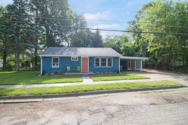 605 Grant Street, Chelsea, MI 48118 (#543266280) :: The Alex Nugent Team   Real Estate One