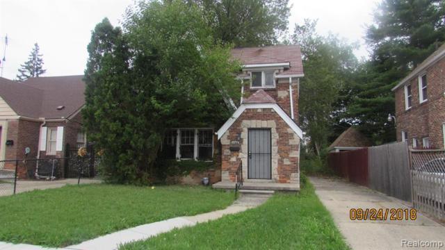 5776 Devonshire Road, Detroit, MI 48224 (#219057095) :: GK Real Estate Team