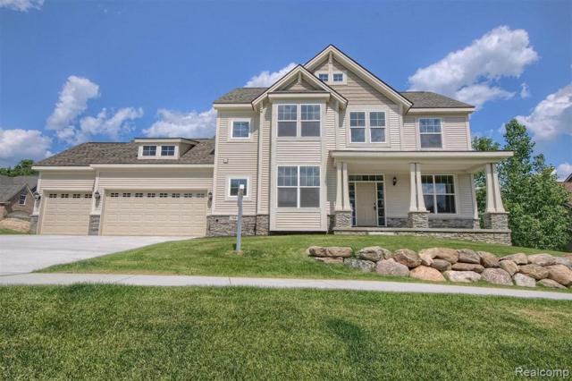 566 Napa Valley Drive, Milford Twp, MI 48381 (#219057120) :: RE/MAX Classic