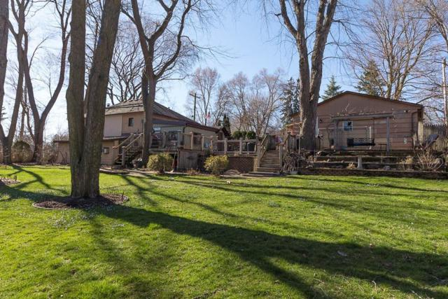 429 W Middle Street, Chelsea, MI 48118 (#543266299) :: The Alex Nugent Team   Real Estate One