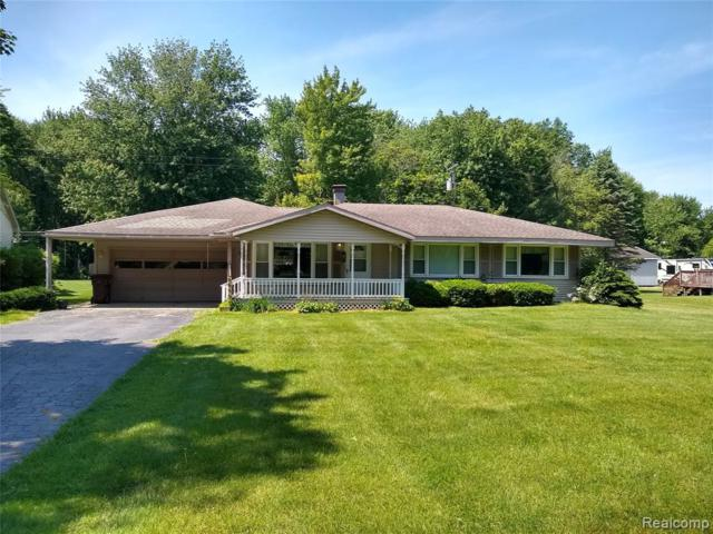 17980 Savage Road, Sumpter Twp, MI 48111 (#219057321) :: The Buckley Jolley Real Estate Team