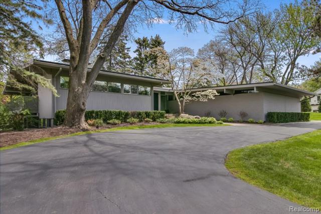 150 Martell Dr, Bloomfield Hills, MI 48304 (#219057329) :: RE/MAX Classic