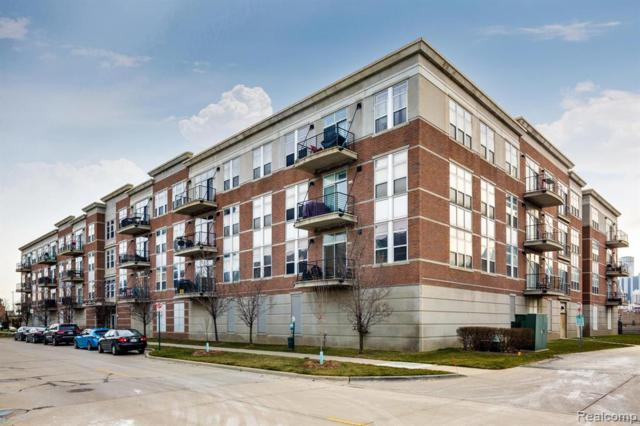 66 Winder Street #453, Detroit, MI 48201 (#219057332) :: The Buckley Jolley Real Estate Team