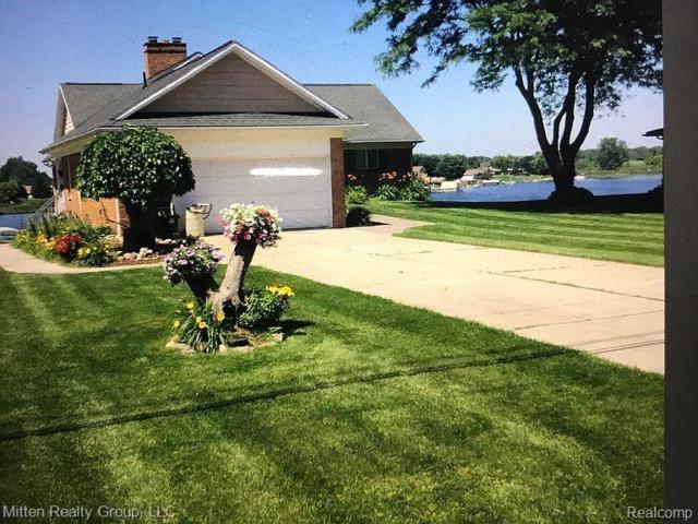 278 Tanview Drive, Oxford Twp, MI 48371 (#219057392) :: GK Real Estate Team