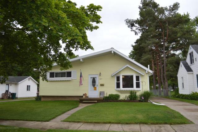 405 W Hodge Avenue, Lansing, MI 48910 (#630000237643) :: GK Real Estate Team