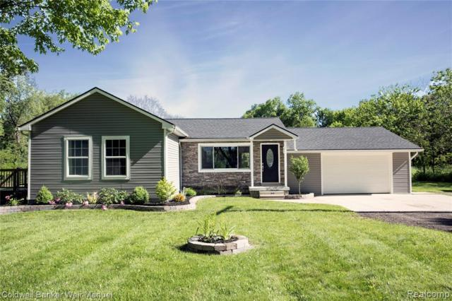 6440 Perryville Road, Groveland Twp, MI 48442 (#219057443) :: Keller Williams West Bloomfield
